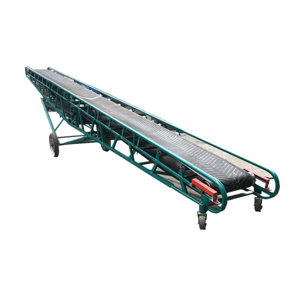 Portable Belt Conveyor, mining equipment conveyor belt with low price for sale