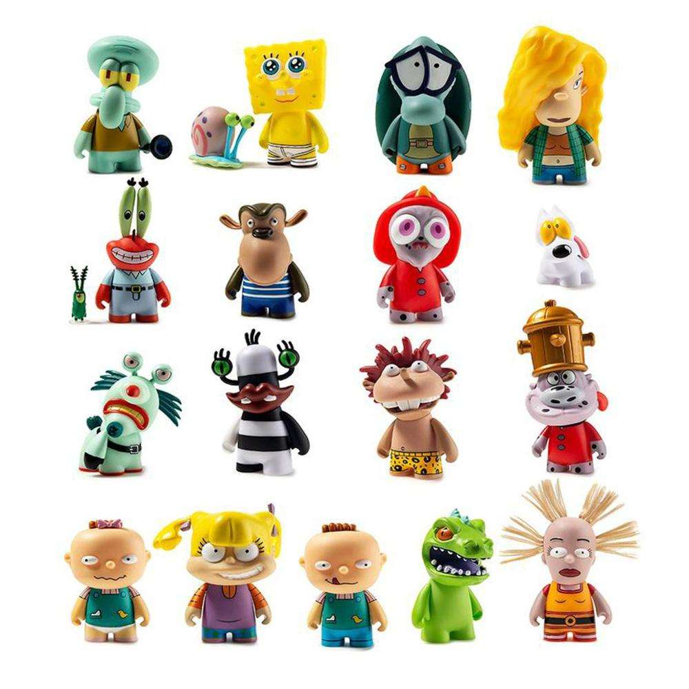 Eco-friendly PVC Art Collectibles Blind Box Figure, Custom Made Mini Vinyl Toys Suppliers