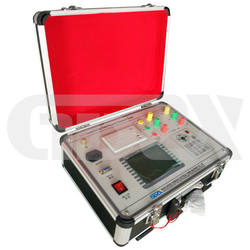 Portable Transmission Line Power Frequency &transformer loss  Parameters Tester