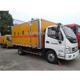 Foton 4*2 dangerous goods Van For Sale