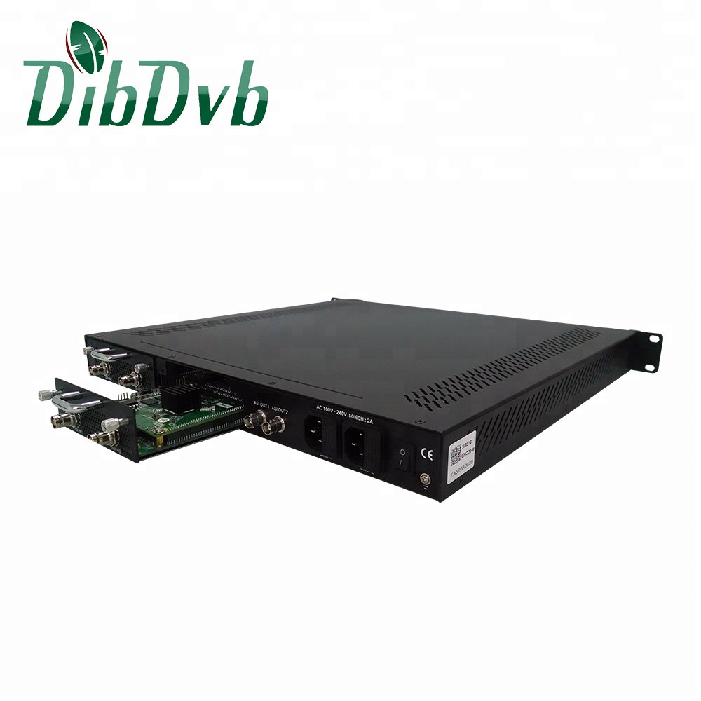dibsys hd sd mpeg2 h.264 encoder sdi udp encoder support closed caption support 8VSB ATSC