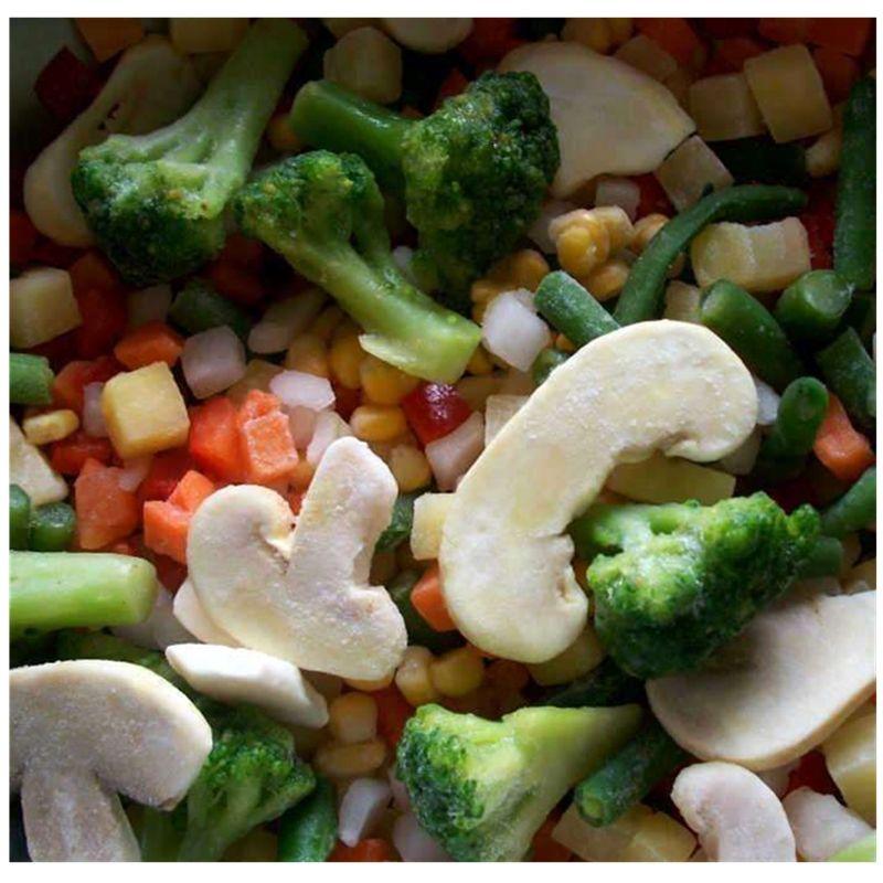 Замороженные овощи с фото и названиями