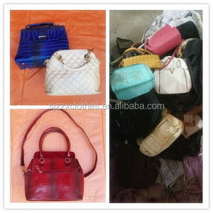 Lady Second Hand Bags in Bales for Sale