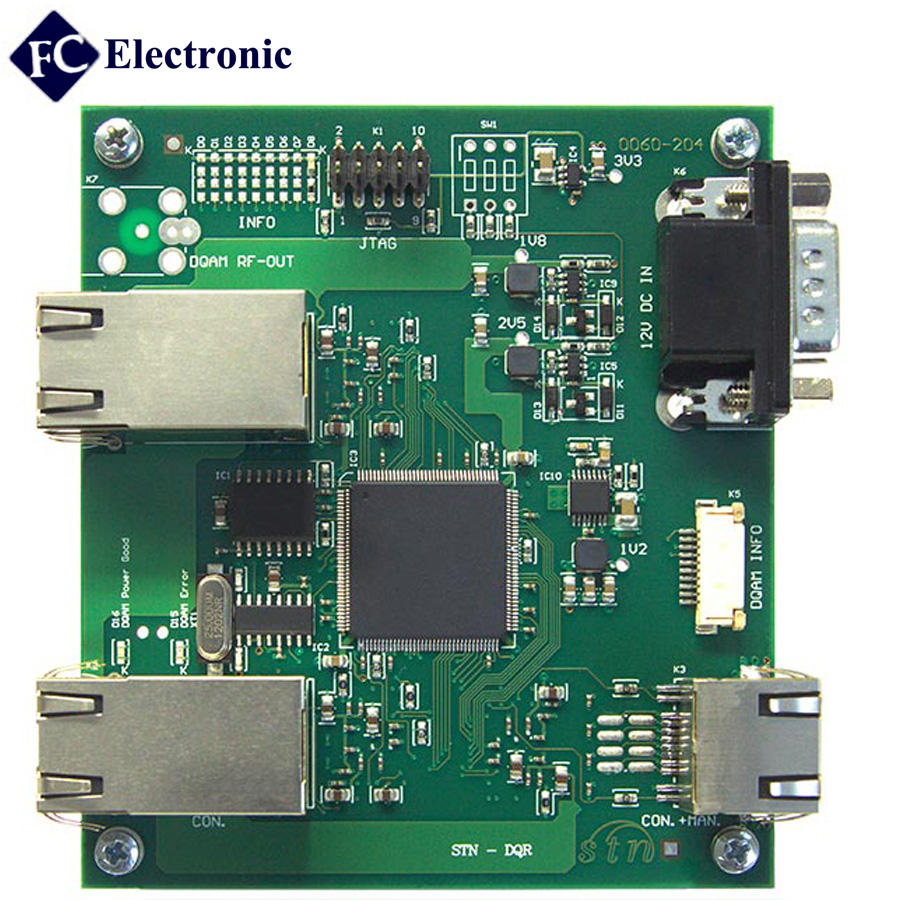 One stop electronic circuit design, pcb manufacturing and pcb assembly service