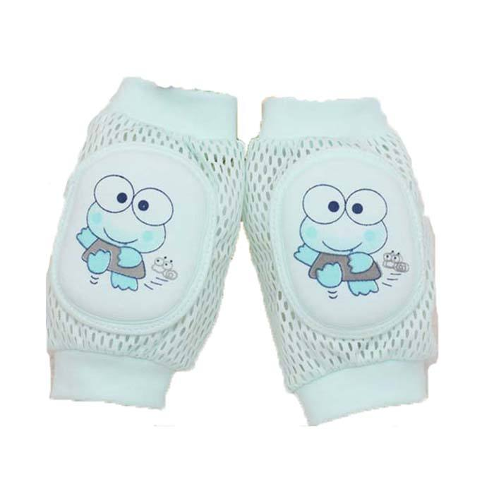 comfortable cotton yellow dance baby knee pads for basketball