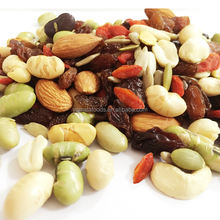 Daily Nuts with Beans Almond Cashew Raisin Cranberry