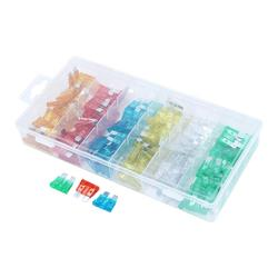120 Pieces  Assorted Car Truck Standard Blade Fuse Set(5/7.5/10/15/20/25/30/35/40AMP)