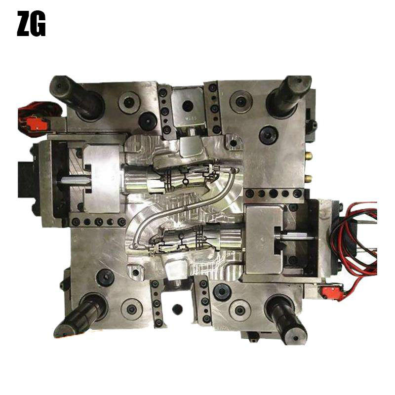 OEM aluminum die casting mold for Led housing & Heatsink , Auto parts