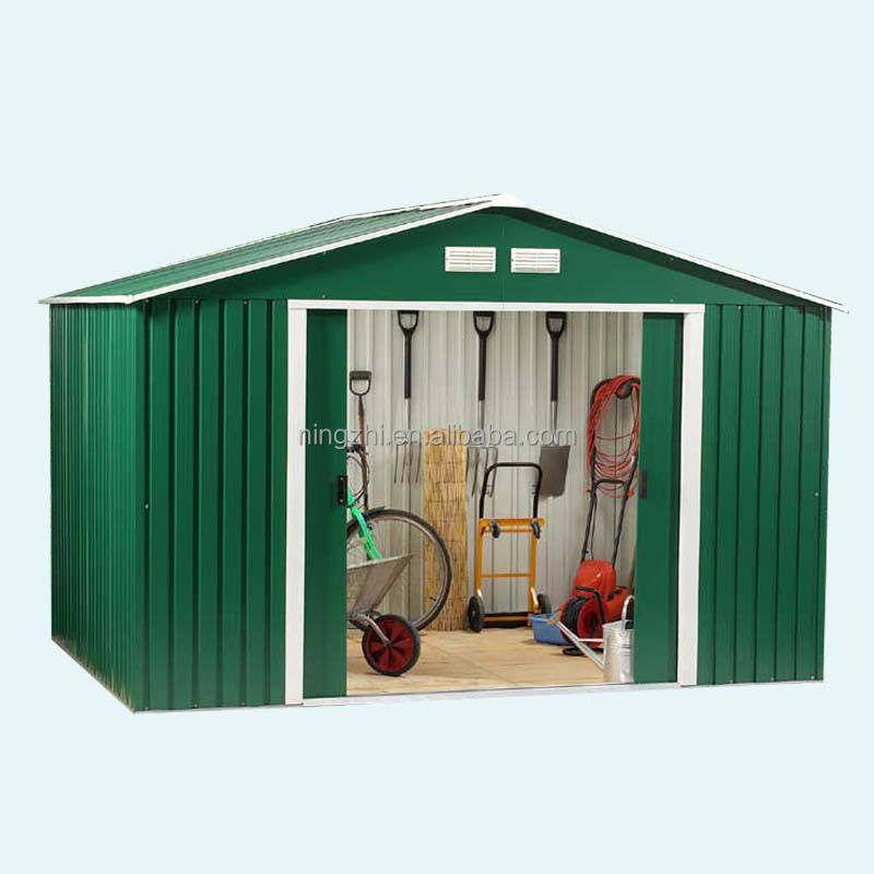 New Design Modern Metal prefab house garden shed