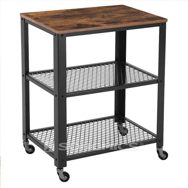 Cheap small bedside table with wheels end table small