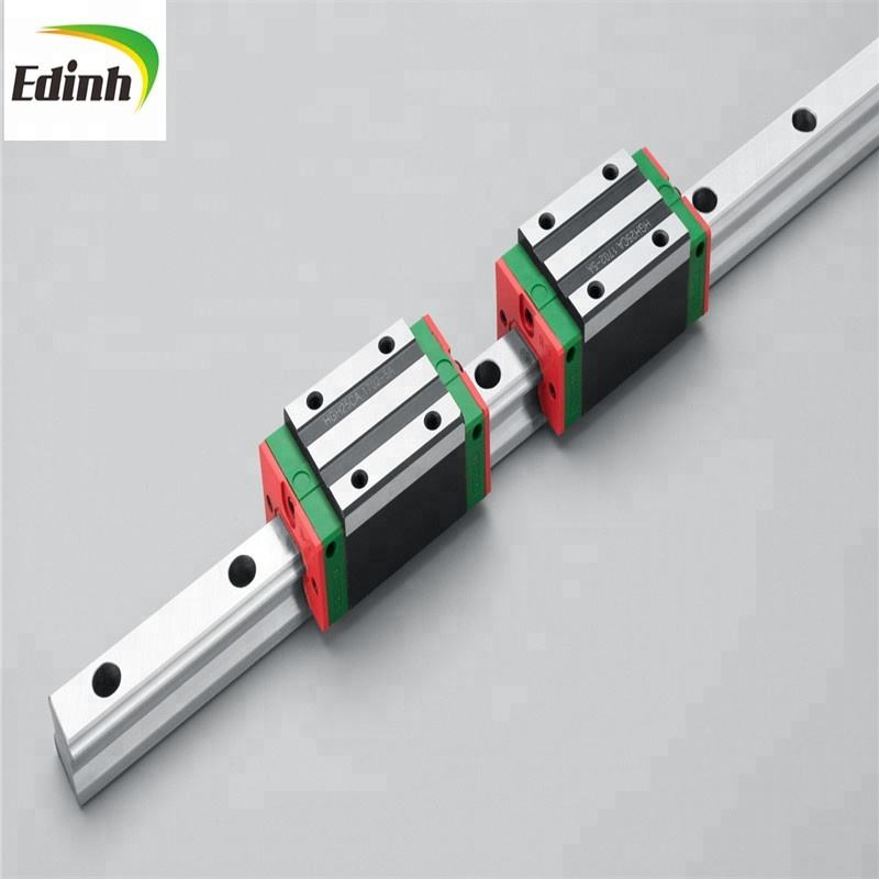 Linear motion guide way HGR30-R1000mm with HGH30CA carriage block bearing