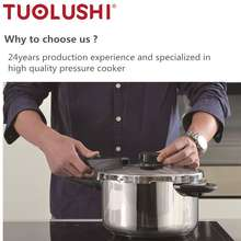 Low Price ss cookware slow cooker pressure pot With Iso9001 2008