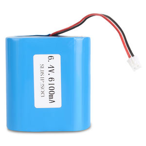 Sheng Li energy 32600 li-ion rechargeable 6v 6Ah brief package alkaline battery marine electronic battery factory for ODM/ODM