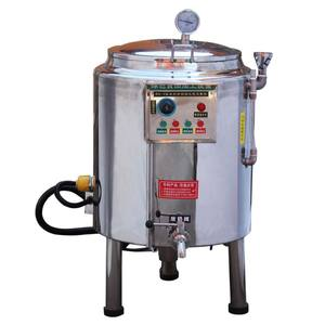100l mini htst commercial milk pasteurizer for sale