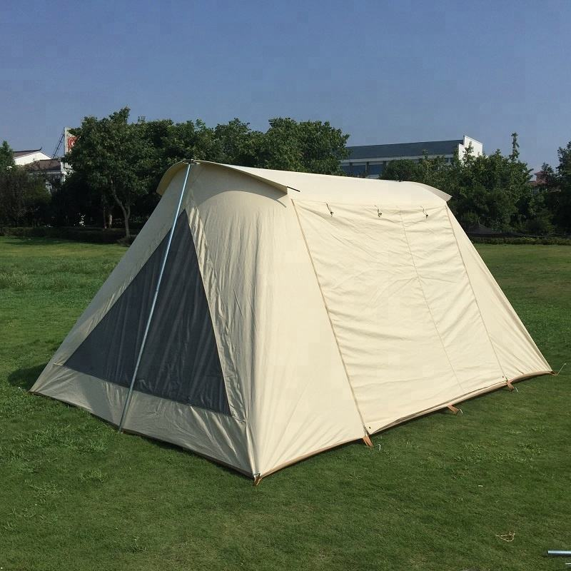 2020 New Season High Quality Luxury Canvas Flex Bow Desert Tent in Stock for sales