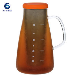High Quality Coffee Tool Portable Pour Over Cold Brew Iced Coffee Maker