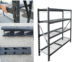 China Supplier adjustable steel warehouse wire shelving unit