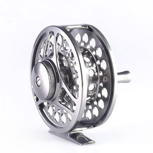 HONOREAL 2 + 1BB Reel Made In China ปลาแซลมอน Fly Fishing