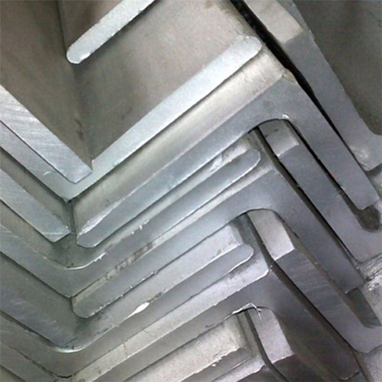 ASTM 201 304 316 Natural Color Stainless Steel Angle Rod Equal Angel Bar for Building High Quality Construction Structural