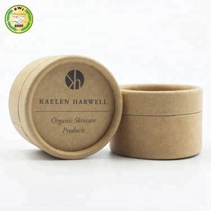 friendly cosmetic jars box biodegradable tube containers for perfume gift