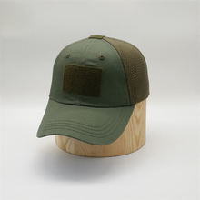 OD Green Mesh Special Forces Blank Tac Force Tactical Cap