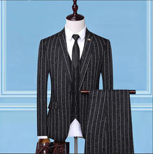 Customized Wholesale Made 2 Piece Latest Design Men Business Suit Blazer Suit For Man