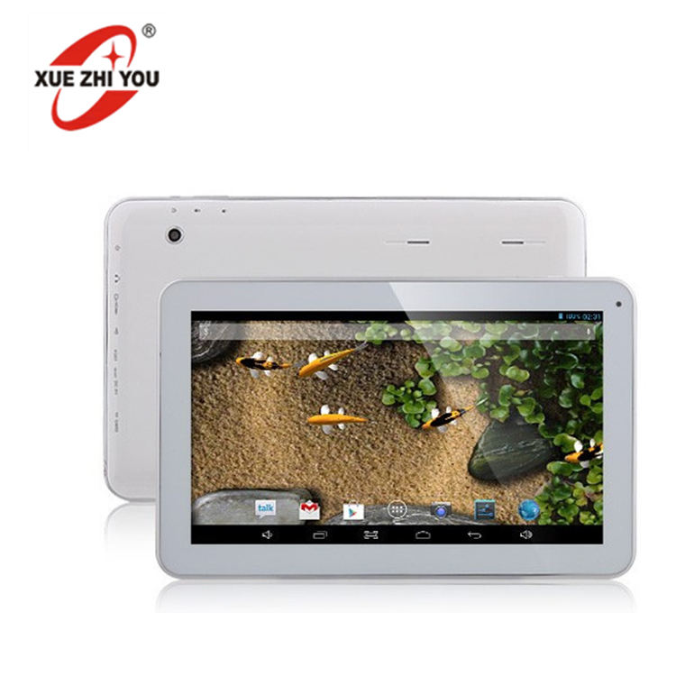 7 inch Tablet PC Allwinner A33 Android Laptop WIFI Tablet 4.4 Quad Core Rear Cameras 500MP Tablets 8GB ROM