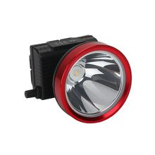 TL-20 ( 1 LED 10W ) Lithium battery Portable led head light rechargeable LED headlamp for rubber farming work