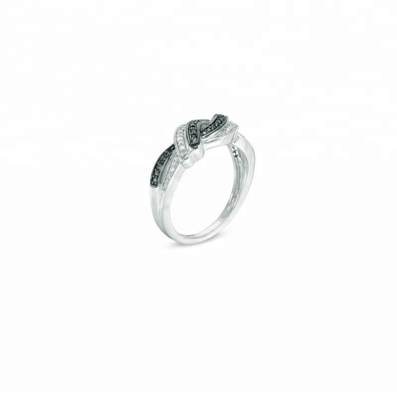 Fashion Design 925 Silver Tat Ring For Women