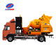 Machine mixing concrete and pumping with high efficiency and factory price