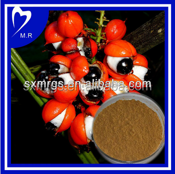 Natural Caffeine Extract from Guarana