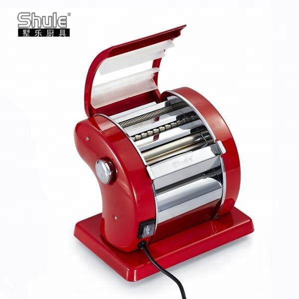 Shule Italy Design Electric Pasta and Noodle Maker Machine Hand