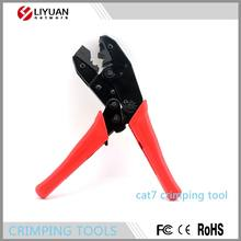 LY-336-7N RJ45 Hand Crimping Tools For Lan Cable Crimping Cat5e/Cat6/Cat7