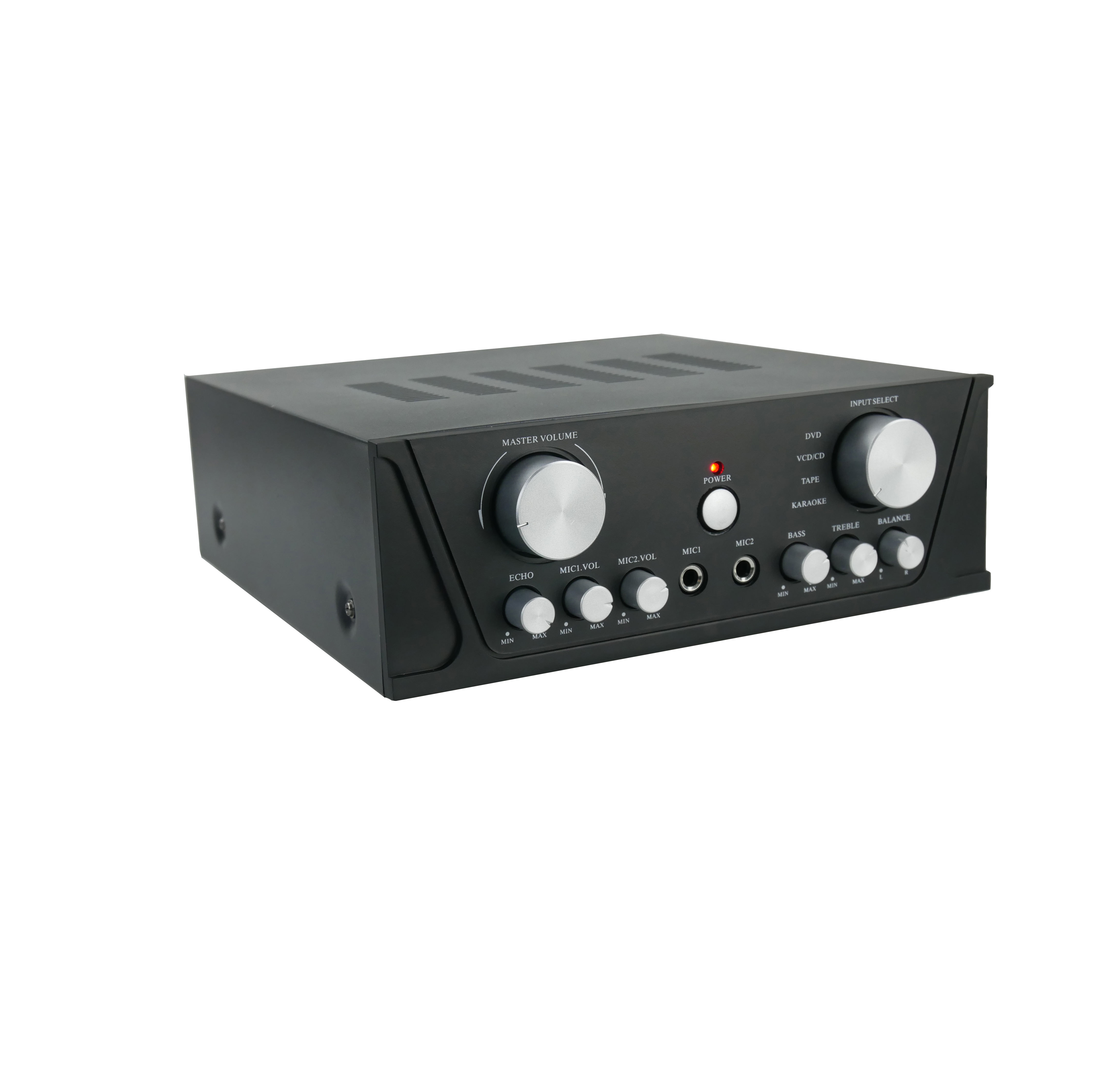 Bule Power LED Profesional 2X50 W Power Home Amplifier Murah Harga <span class=keywords><strong>Karaoke</strong></span> System