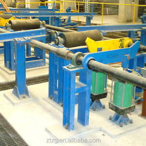 Steel tube making machine automatic square pipe welded production line
