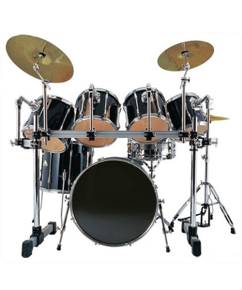 7 pcs adult acoustic drum kit/Frame Drum Set