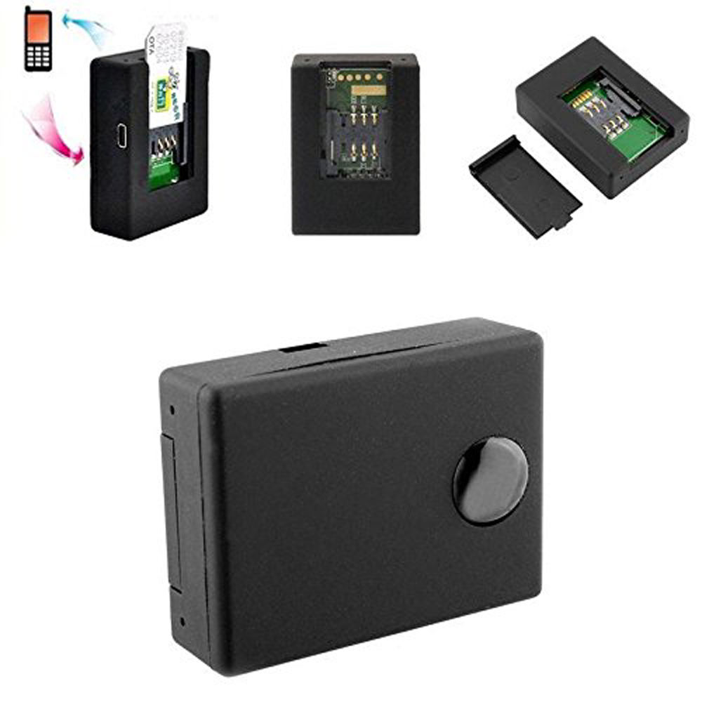 Mini Quandband Voice Sound Audio Activate Device Sim Card Ear Monitors Surveillance Device GPS Tracker PQ609