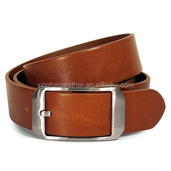 2019 top quality brown business woman genuine leather belt