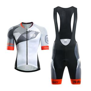 Comfortable Cycling Race Team Bike Jerseys Shorts Custom Cycling Jersey Kit