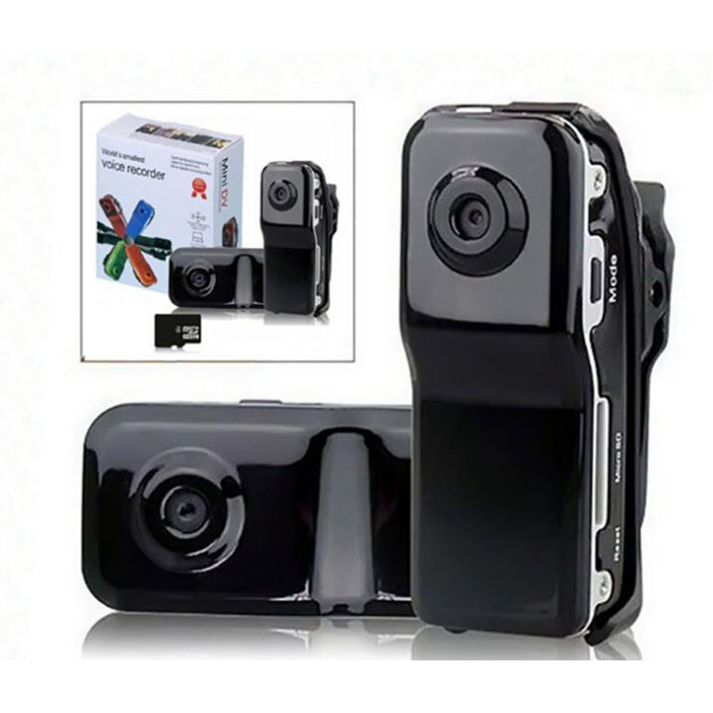 Mini DV MD80 DVR Video Máy Ảnh DV Đầu Ghi Video Hidden Camera