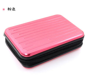 2018 Promotional antique professional beauty custom fashion plastic cosmetic case for cosmetics