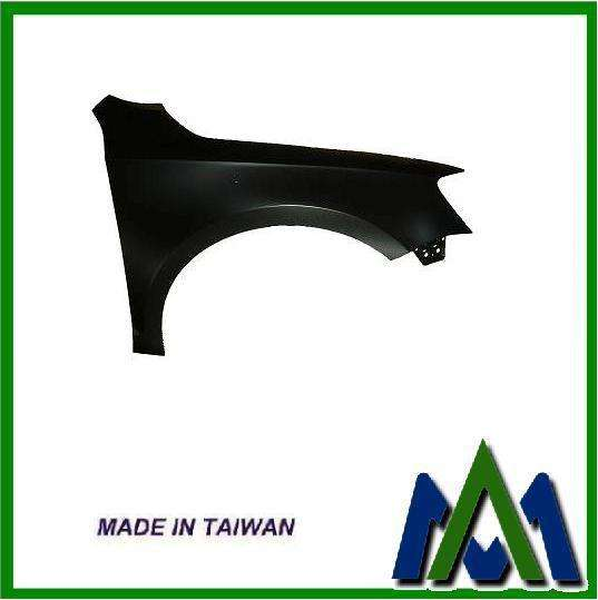 Car Front LEFT Fender-Wheel Well Flare Arch Moulding Fits VW Touareg 2011-2014