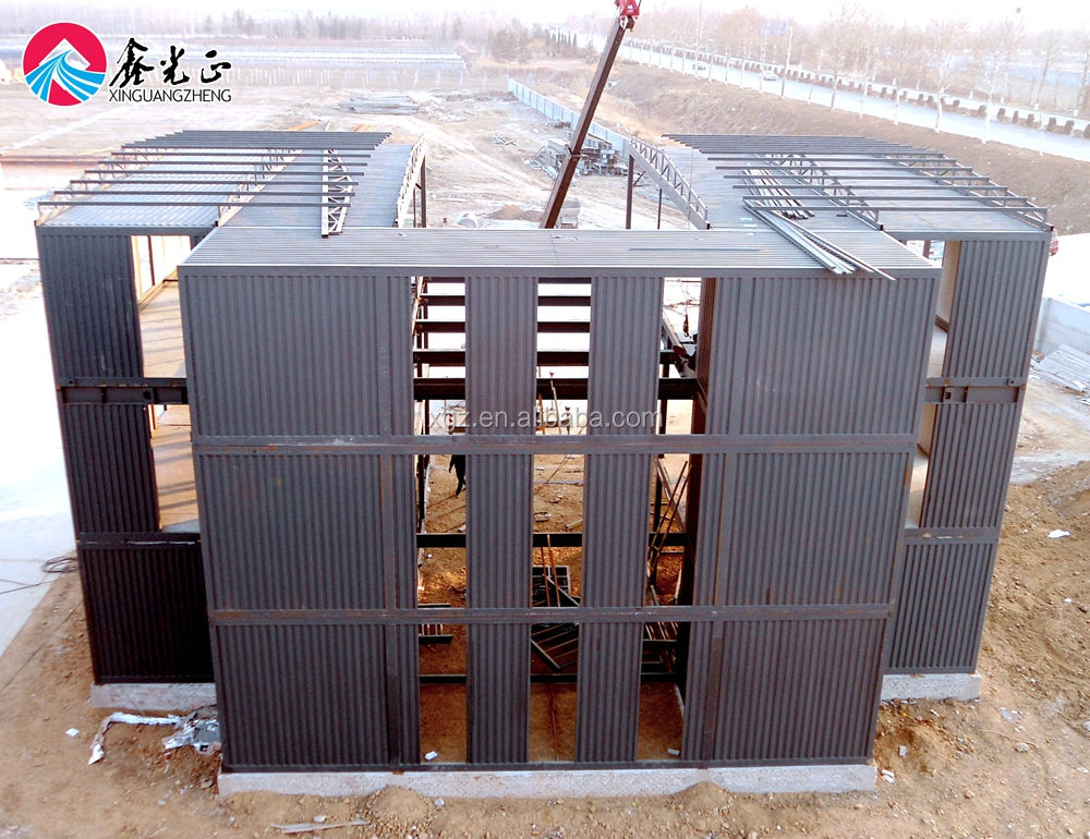 cheap steel office building multi storey prefabricated apartment