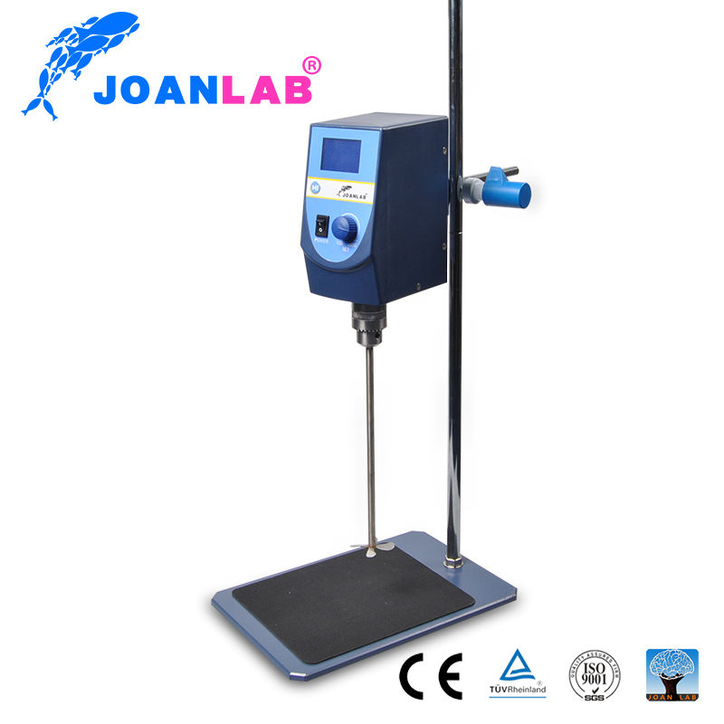 JOAN LAB Digital Display Overhead Stirrer Mixer for Liquid