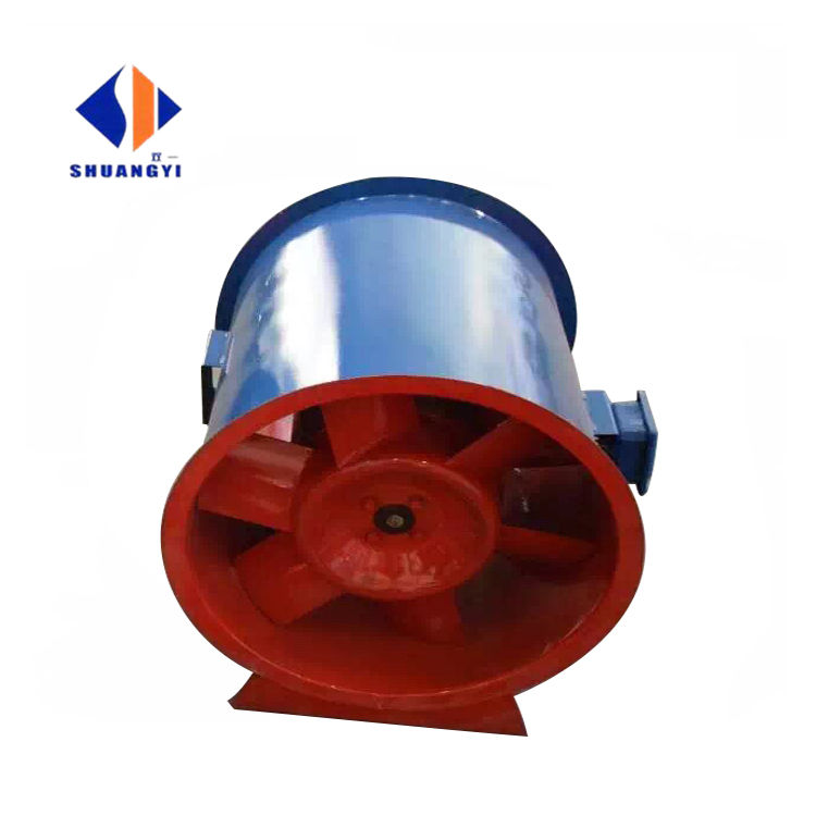 Good quality FRP/GRP Axial Blower