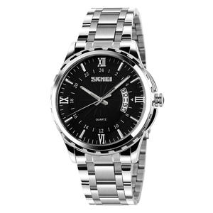 2019 SKMEI NEW product stainless steel luxury men watch 9069