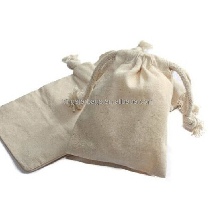 Muslin Cotton Bag Simple Cotton Muslin Bags