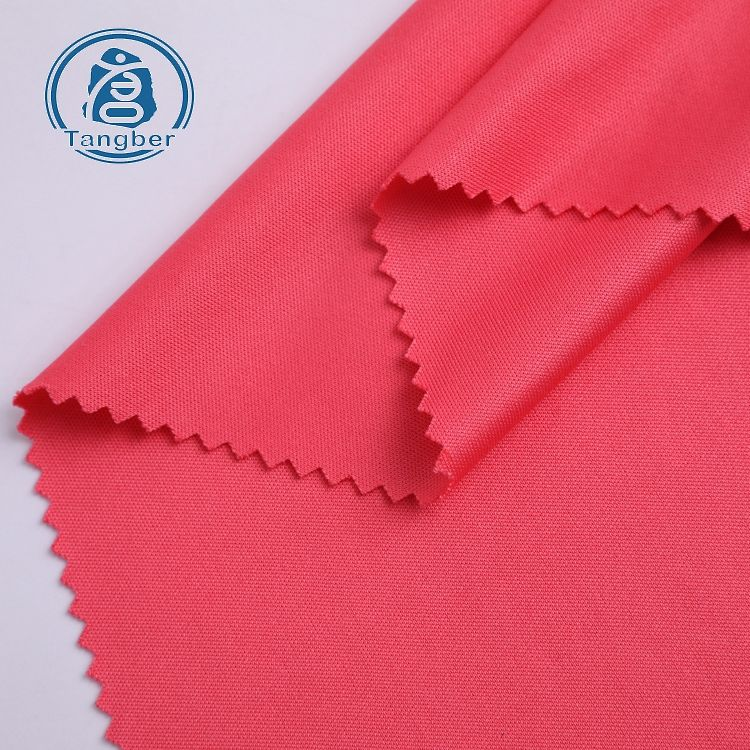 High Quality Sports Wear 100 Polyester Micro Interlock Lining Fabric
