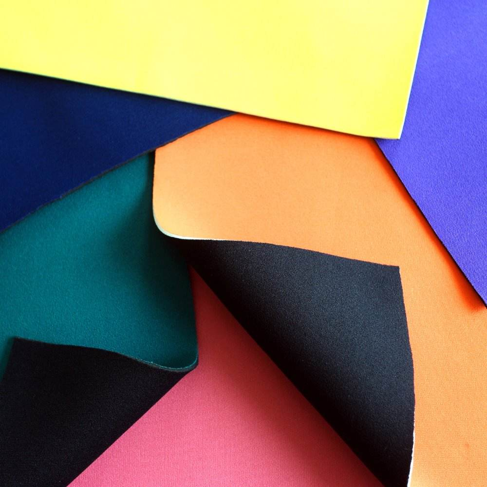 Free Sample Factory Direct 1mm 2mm 3mm 4mm 5mm Neoprene Rubber Fabric Price