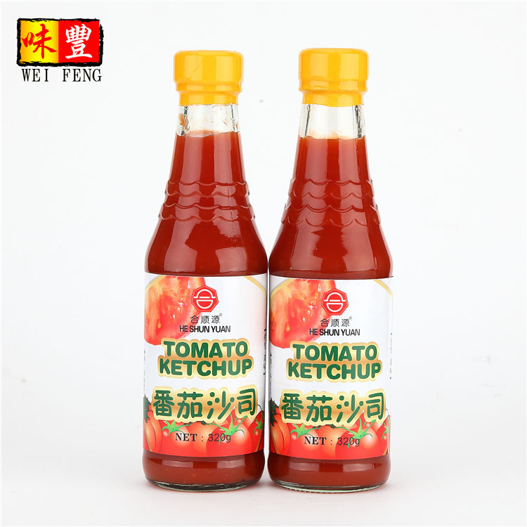 Chinese Factory Supplier Bulk Ketchup Tomato Paste Tomato sauce